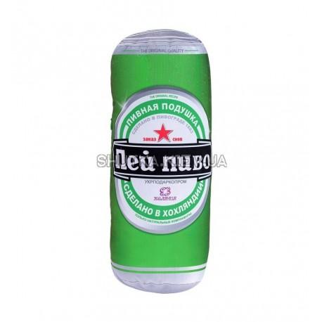 Подушка банка пива фото 1 — Shutka