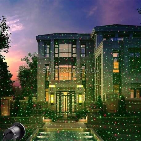 Уличная гирлянда STAR SHOWER LASER LIGHT ORIGINAL с пультом Д/У
