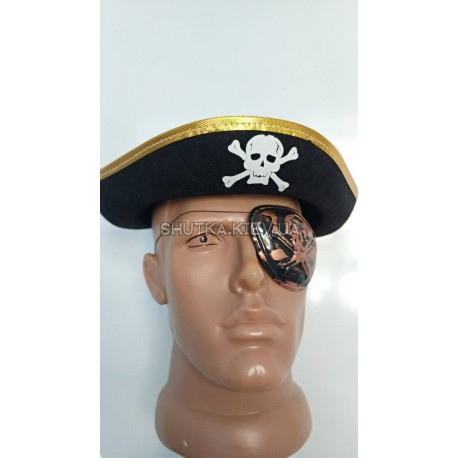 Повязка пирата фото 1 — Shutka
