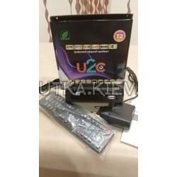 Цифровой ресивер Т2 U2C Тюнер HD с поддержкой WIFI, Youtube, IPTV