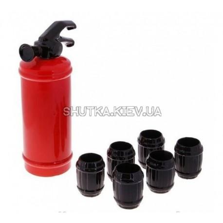 Коньячный набор Огнетушитель фото 1 — Shutka