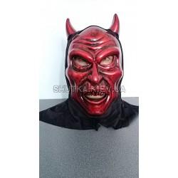 Маска с капюшеном Дьявол