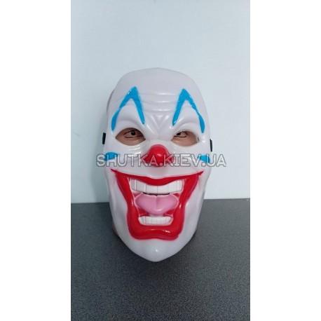 Маска Злой клоун