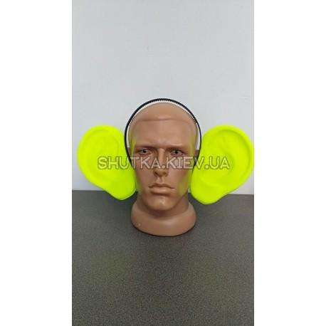 Уши Большие( на ободке) фото 1 — Shutka