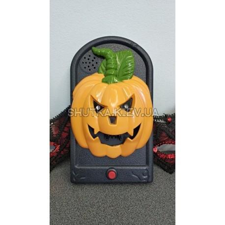 Звонок на Хэллоуин Тыква фото 1 — Shutka