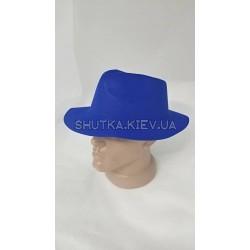 Шляпа мужская флок