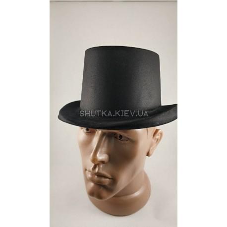 Шляпа цилиндр флок (детская)