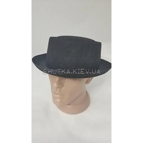 Шляпа котелок  (фетр) фото 1 — Shutka