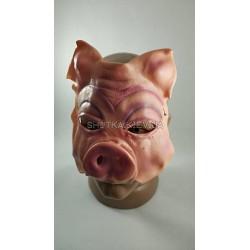 Полумаска свинья
