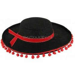 """Шляпа """"Сомбреро"""""""