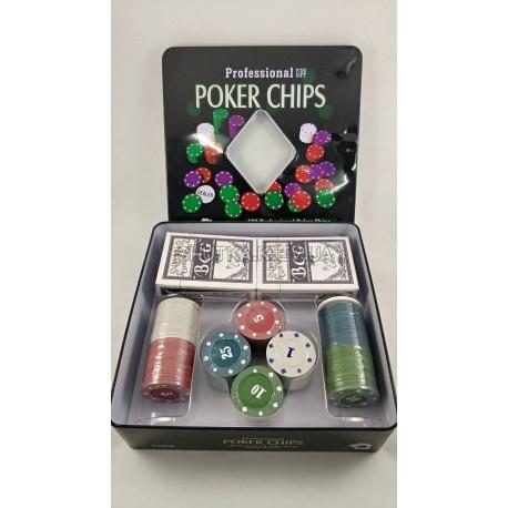Набор для покера фото 1 — Shutka