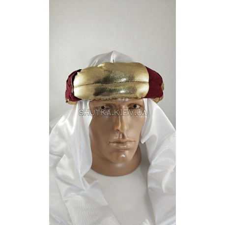 Шляпа Куфия Шейха фото 1 — Shutka