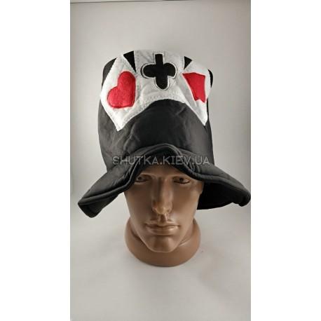 Шляпа Покер фото 1 — Shutka