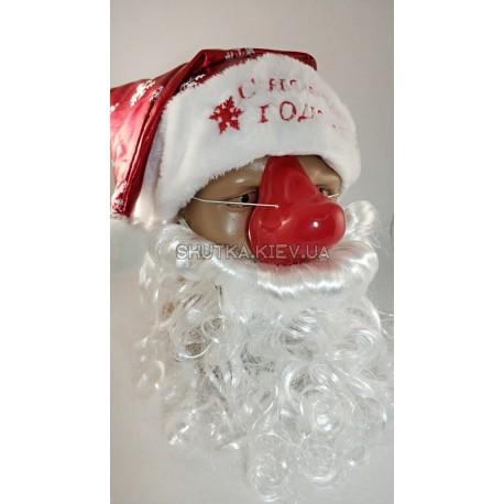 Нос Деда Мороза фото 1 — Shutka