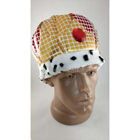 Шляпа Царя золото фото 1 — Shutka