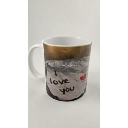 """Чашка""""love you"""""""