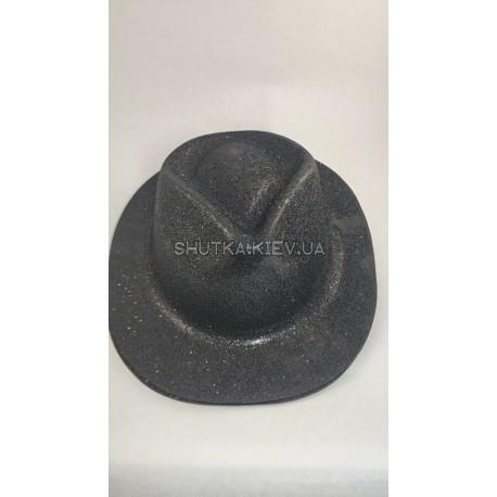 Шляпа  с блестками (подростковая) фото 1 — Shutka