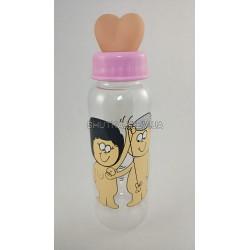 Соска - бутылка грудь
