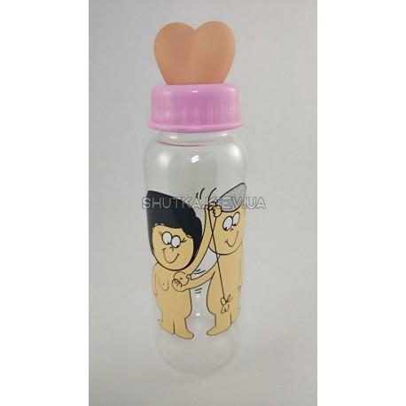 Соска - бутылка грудь фото 1 — Shutka