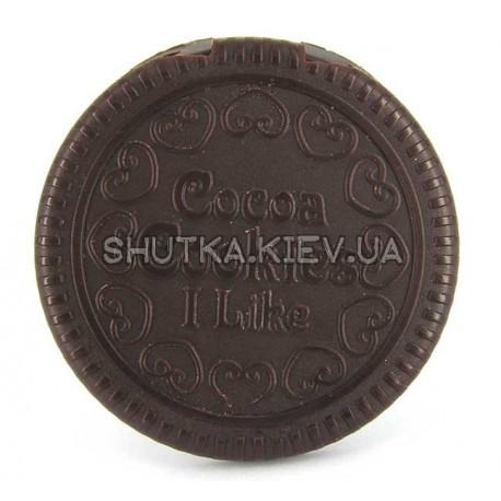 Шоколадное печенье-зеркальце фото 1 — Shutka