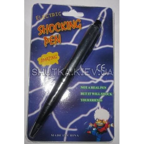 Ручка шок (блистер) фото 1 — Shutka