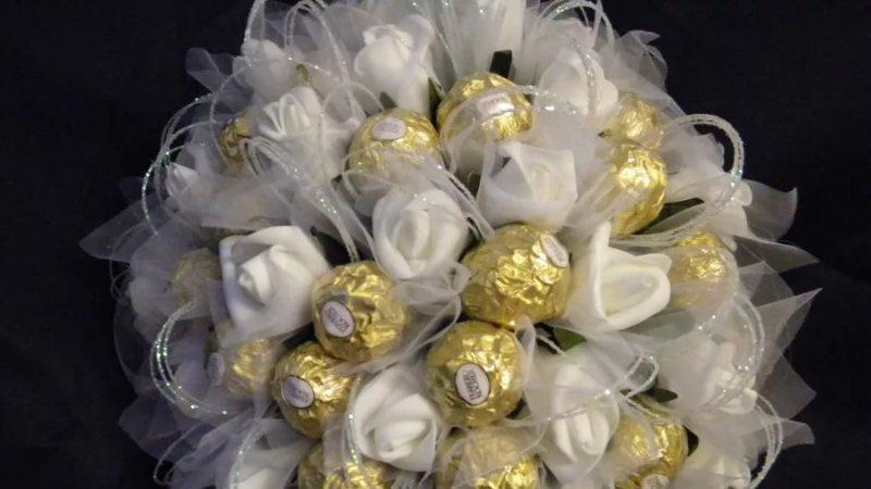 Чем можно заменить подарочный букет цветов
